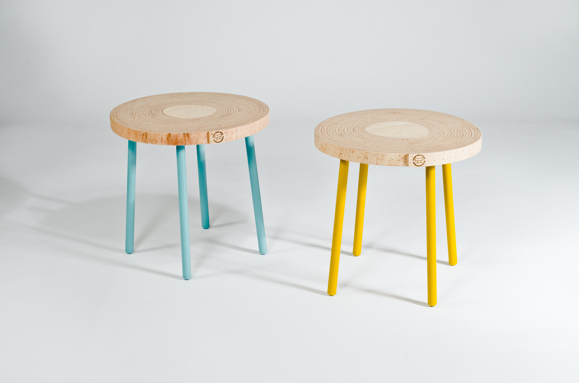 Twisted Tables